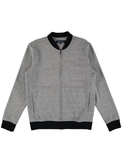 Mens Fleece Bomber