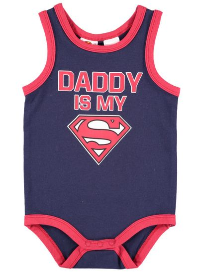 Baby Bodysuit Superman