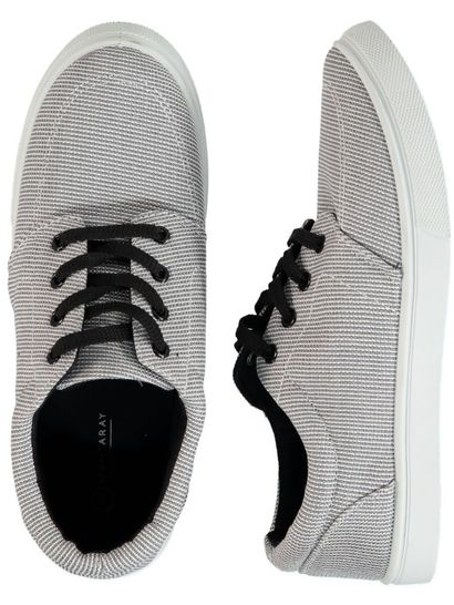 Mens Lace Up Canvas