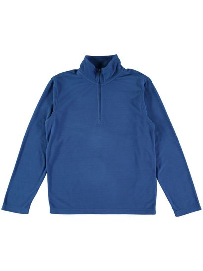 Mens 1/4 Zip Polar Fleece