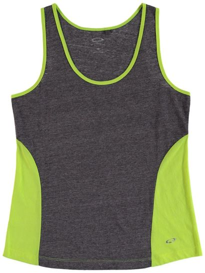 Elite Colour Block Tank Womens