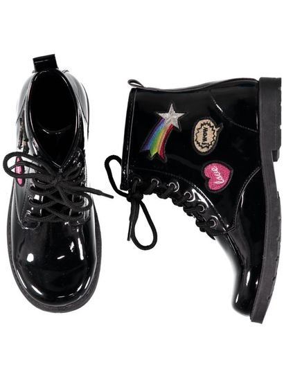 Girl Black Badge Boot