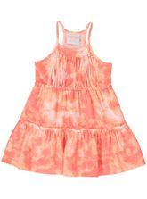 TODDLER GIRLS TYE DYE DRESS