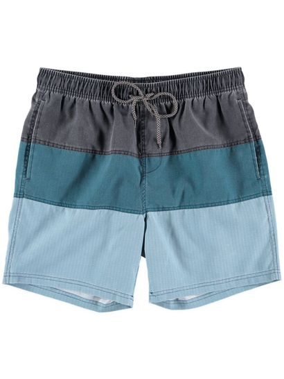 Mens Vintage Wash Boardshort