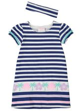 TODDLER GIRLS ALINE DRESS