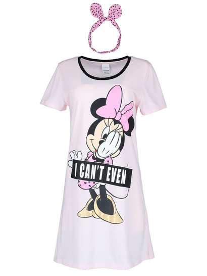 Minnie Mouse Nightie With Gift