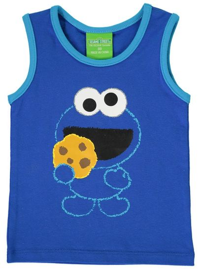 BABY SINGLET COOKIE MONSTER