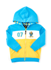 INFANT NRL FLEECE ZIP HOODIE