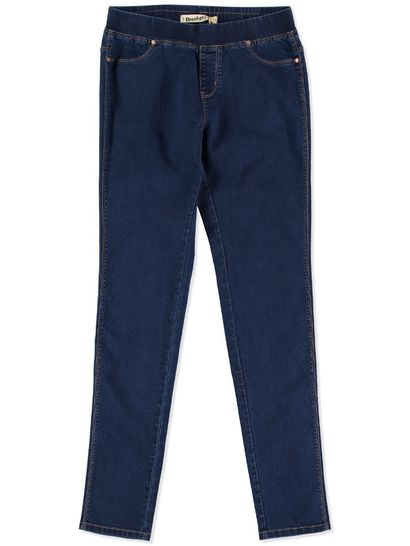 PULL ON DENIM JEGGING WOMENS