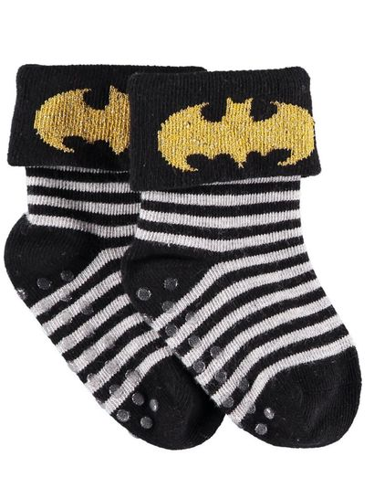 Baby Socks Batman