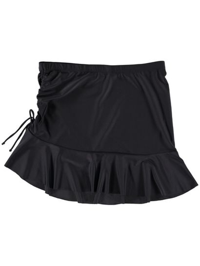 Drawcord Skirt Cover Up