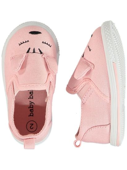 Baby Girl Novelty Slip-On