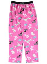 GIRLS SLEEP PANT - FLANNELETTE