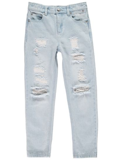 Boys Distressed Denim Jean