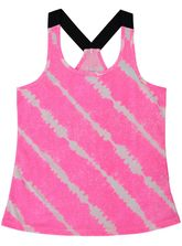 ELITE ALLOVER PRINT STRAP TANK WOMENS
