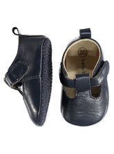 BABY BOY PRE-WALKER T-BAR SHOE
