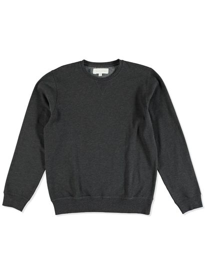 MENS FLEECE PULLOVER SWEATER
