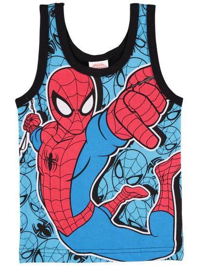 Boys Spiderman Vest