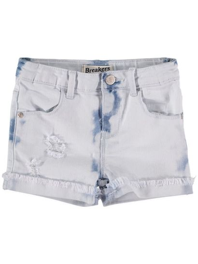 Toddler Girls Tye Dye Short
