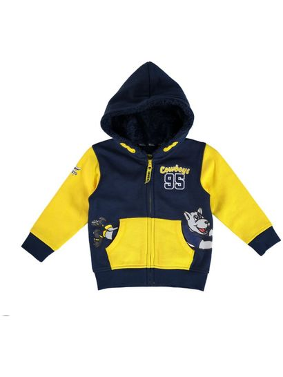 Nrl Toddler Fleece Zip Jacket