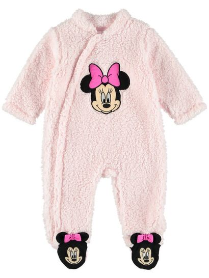 Baby Onesie Minnie Mouse