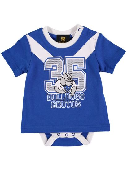 Infant Nrl Romper