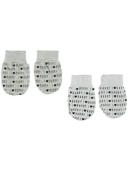 Baby Mittens 2 Pack