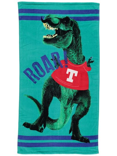 Kids Velour Beach Towel
