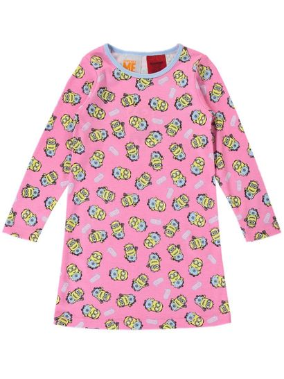 Girls Minions Nightie
