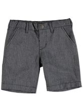 BOYS CHECK WALKSHORT