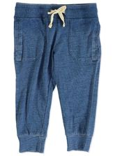 TODDLER GIRLS KNIT TRACKPANT