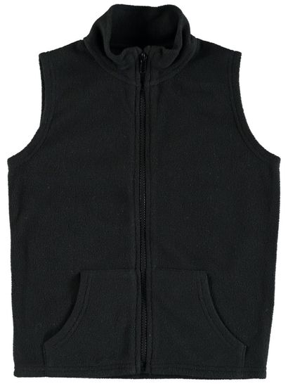 Boys Polar Fleece Vest