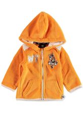 BABY NRL CORAL FLEECE JACKET