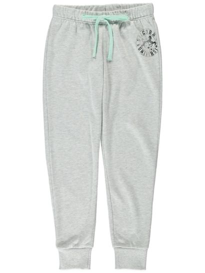 Girls Foil Print Trackpant