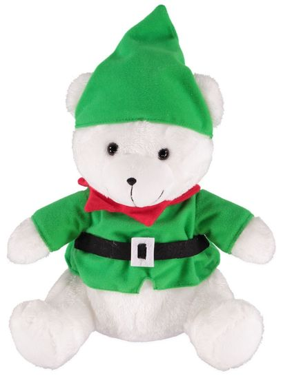Elf Plush Bear