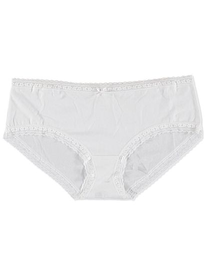 BOYEG WITH LACE WAIST & LEG WOMENS