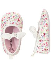 BABY GIRL FLORAL BALLET