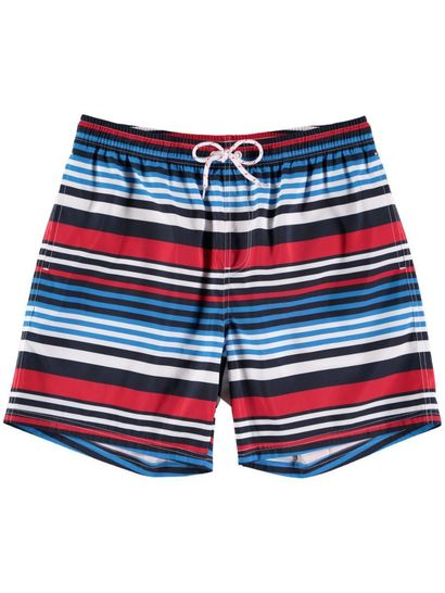 Mens Printed Swim Volley
