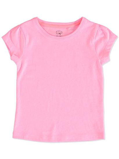 TODDLER GIRL ORGANIC TEE