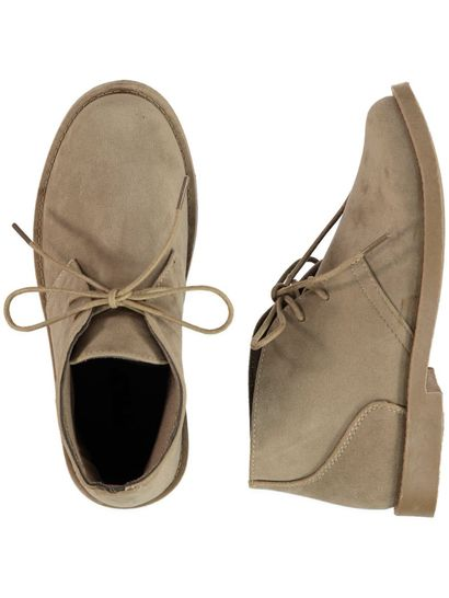 Boy Stone Desert Boot
