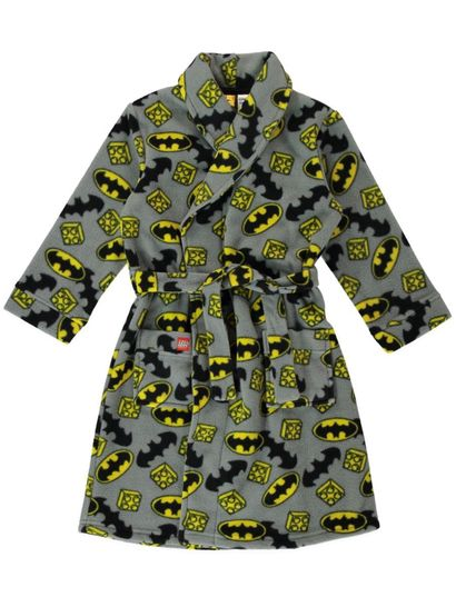 Boys Licence Gown - Batman Lego
