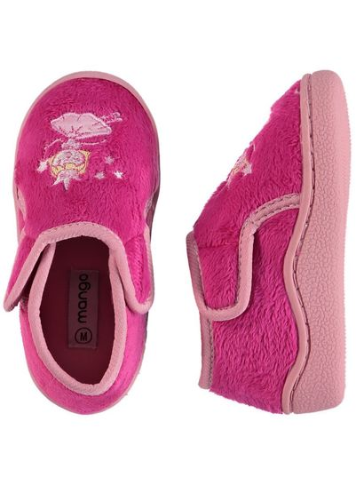 Toddler Girl Novelty Slippers