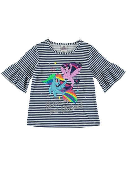 Toddler Girl My Little Pony Stripe Top