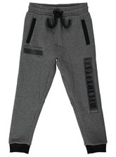 Boys Bad Boy Print Trackpants