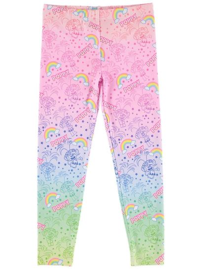 Toddler Girls Trolls Leggings
