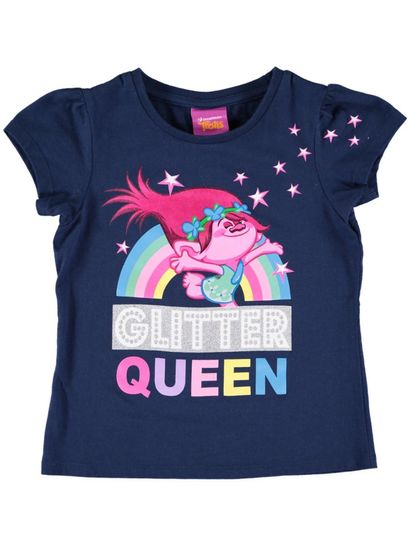 Toddler Girls Trolls Tee