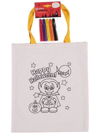 Halloween Drawing Bags