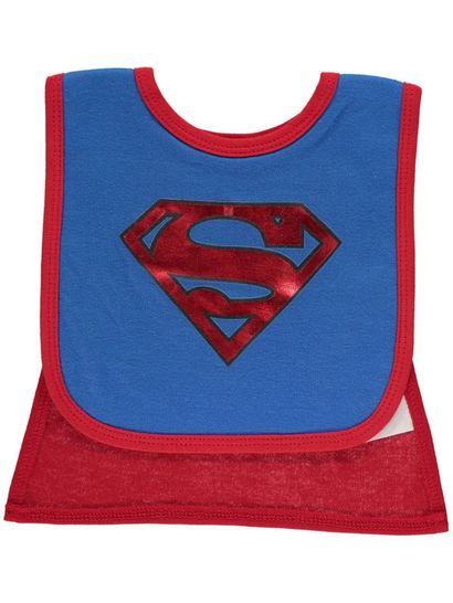BABY BIB WITH CAPE