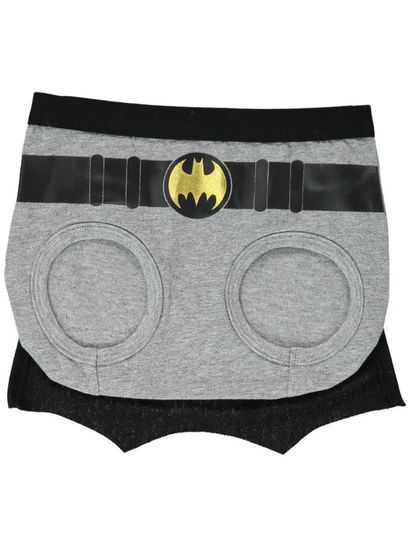 BABY NAPPY COVER BATMAN