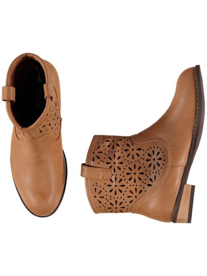 Girls Western Style Boot